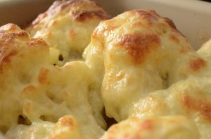 cauliflower cheese photo